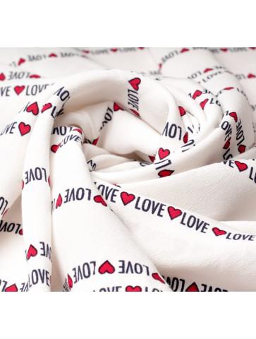 Krepinė viskozė LOVE