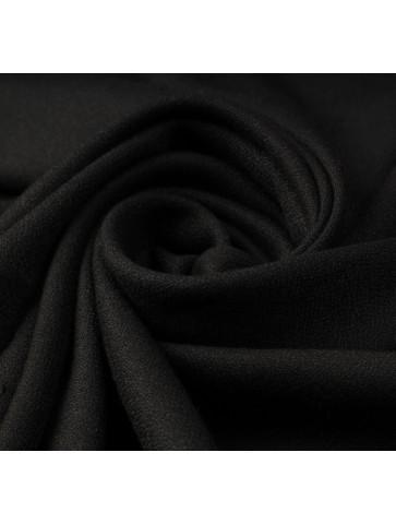 Juodos spalvos krepinė viskozė