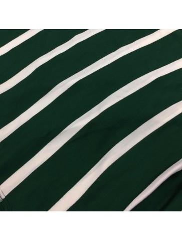 Stambiai dryžuotas trikotažas