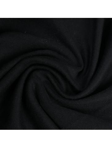 Juodas kašmyras (50%) su vilna
