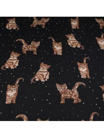 Viskozė su katinėliais