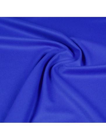 Ryškiai mėlyna paltinė vilna