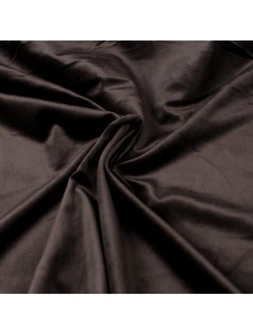 Tamsiai rudas aksomas su...