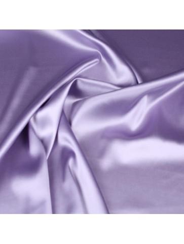 Levandinis šilkas su elastanu
